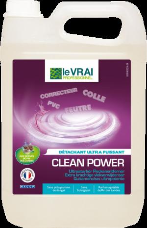 (3719) Vfr Lvp Clean Power 5l