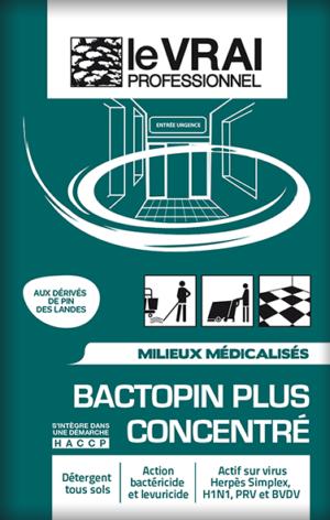 (3813) Vfr Lvp Bactopin Plus Concentre 20ml