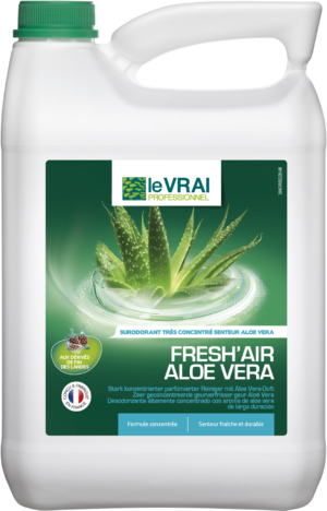 (3996) Vfr Lvp Slc Aloe Vera 5l
