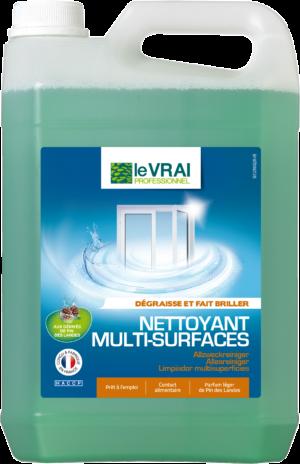 (4607) Vfr Lvp Nettoyant Multi Surfaces 5l
