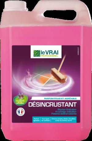 (4940) Vfr Lvp Desincrustant 5l