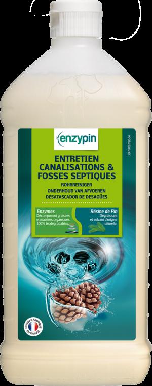 (5332) Enzypin Entretien Canalisations 1l
