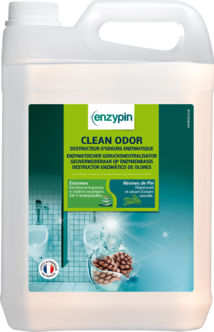 (5342) Vfr Enz Clean Odor 5l