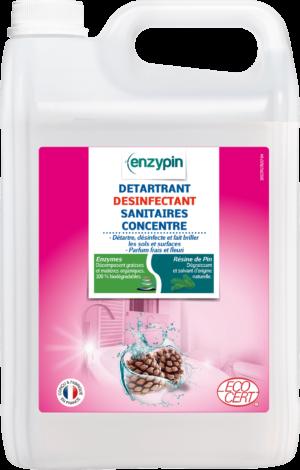 (5406) Vfr Enz Detartrant Desinfectant Sanitaires Conc 5l