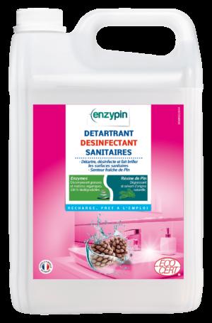 (5407) Vfr Enz Detartrant Desinfectant Sanitaires 5l