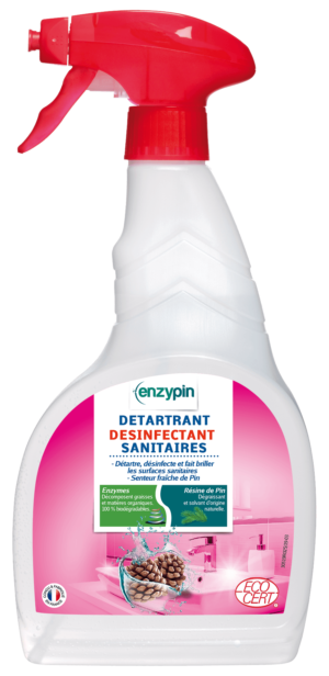(5408) Vfr Enz Detartrant Desinfectant Sanitaires 750ml