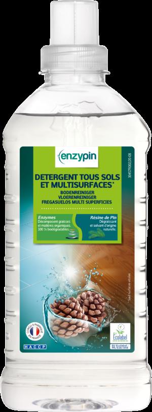 (5321) Vfr Enz Detergent Tous Sols Multisurfaces 1l