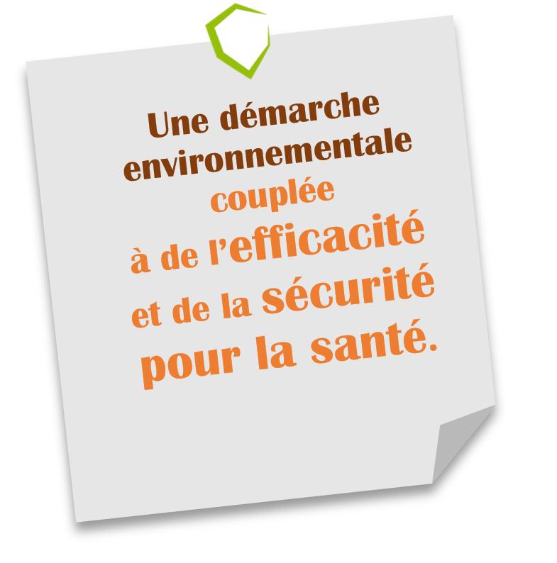 Demarche Environnementale1